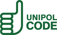 Unipol Code Thumbs Up logo